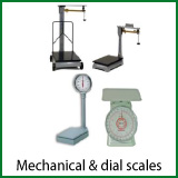 mechanical & dial scales
