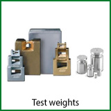 test weights